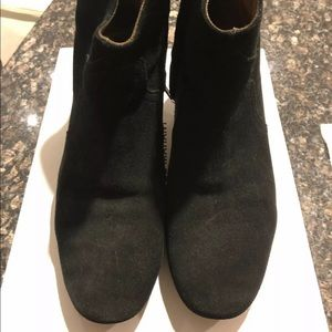 Isabel Marant Suede Dicker Boots Size 40
